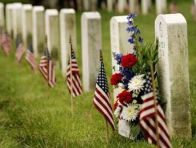 A special prayer on Memorial Day