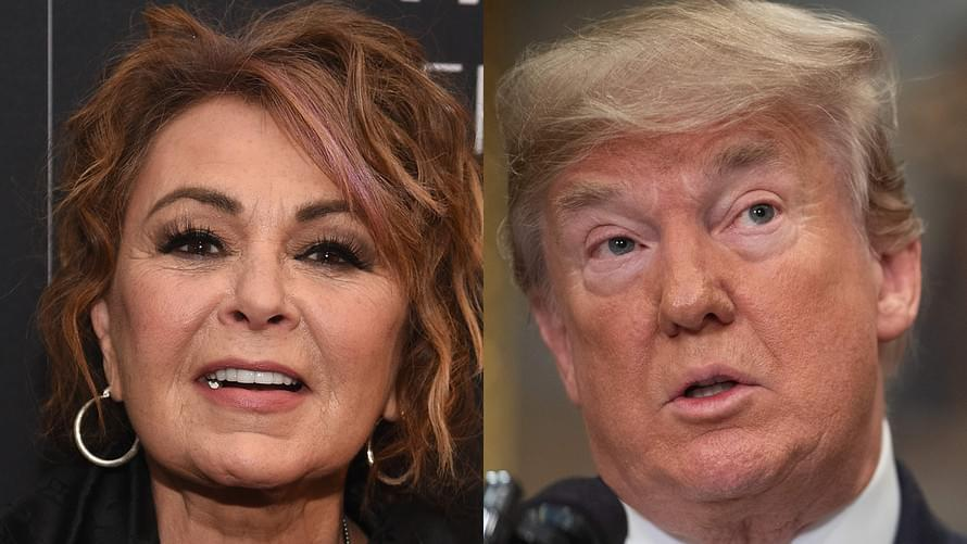Opinion: If Roseanne Barr was fired for saying racist things, why do Americans still employ Donald Trump?
