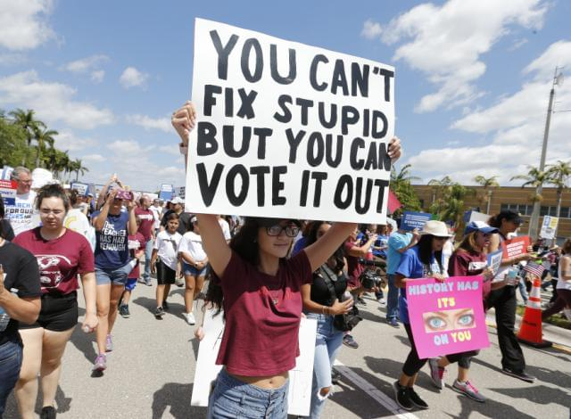 More young people plan to vote this year. But their key issues may surprise you.