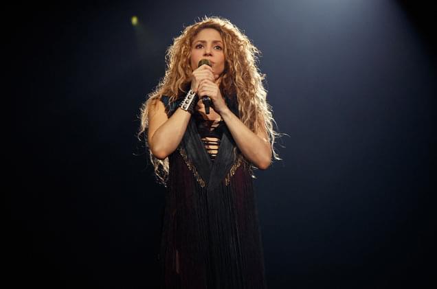 Shakira Gets Emotional During El Dorado Tour Opening Night: