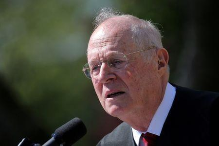 Kennedy's departure puts abortion, gay rights in play at high court
