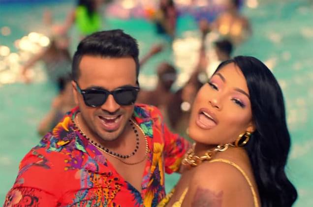 Luis Fonsi & Stefflon Don's 'Calypso' Debuts in Hot Latin Songs Top 25