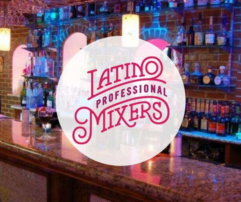 Latino Professional Mixer at Tierra Colombiana