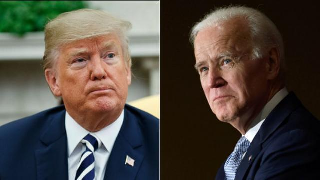 'We're in the midst of an all-out assault on human dignity': Joe Biden