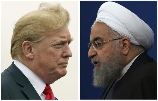 Iran dismisses Trump's explosive threat to country's leader