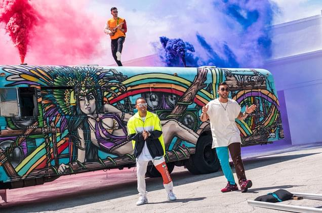 Ozuna & Manuel Turizo's 'Vaina Loca' Hits No. 1 on Latin Airplay Chart 10/4/2018 by Pamela Bustios  FACEBOOK  TWITTER