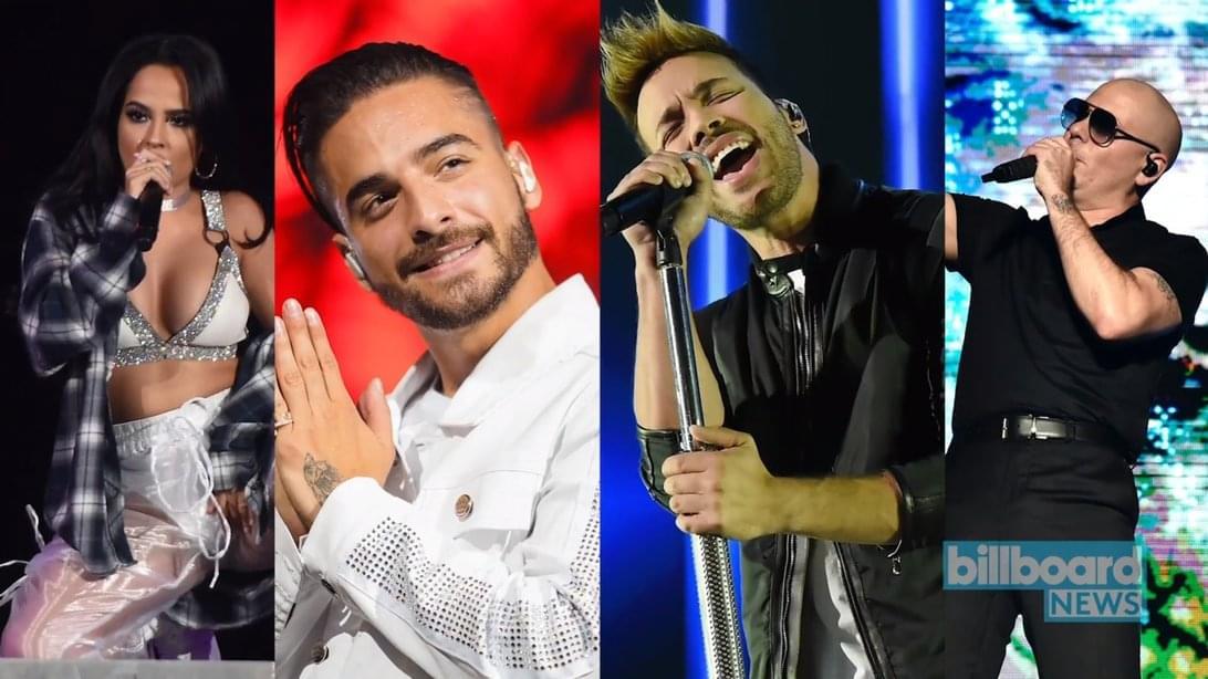 Latin American Music Awards 2018 Winners List: CNCO & Ozuna Win Big