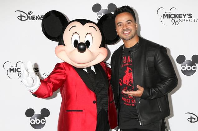 Latin Notas: Luis Fonsi Celebrates Mickey Mouse's Birthday, Ricardo Arjona Ends Circo Soledad Tour & More
