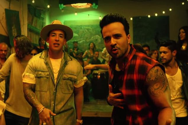 Luis Fonsi and Daddy Yankee's 'Despacito' Reaches 6 Billion Views on YouTube