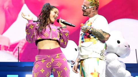 Bad Bunny Brings Out J Balvin For Fiery Coachella Set