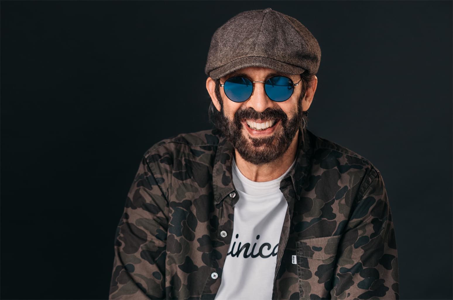Juan Luis Guerra's Album 'Literal' is a Tropical Lovefest: Stream It Now