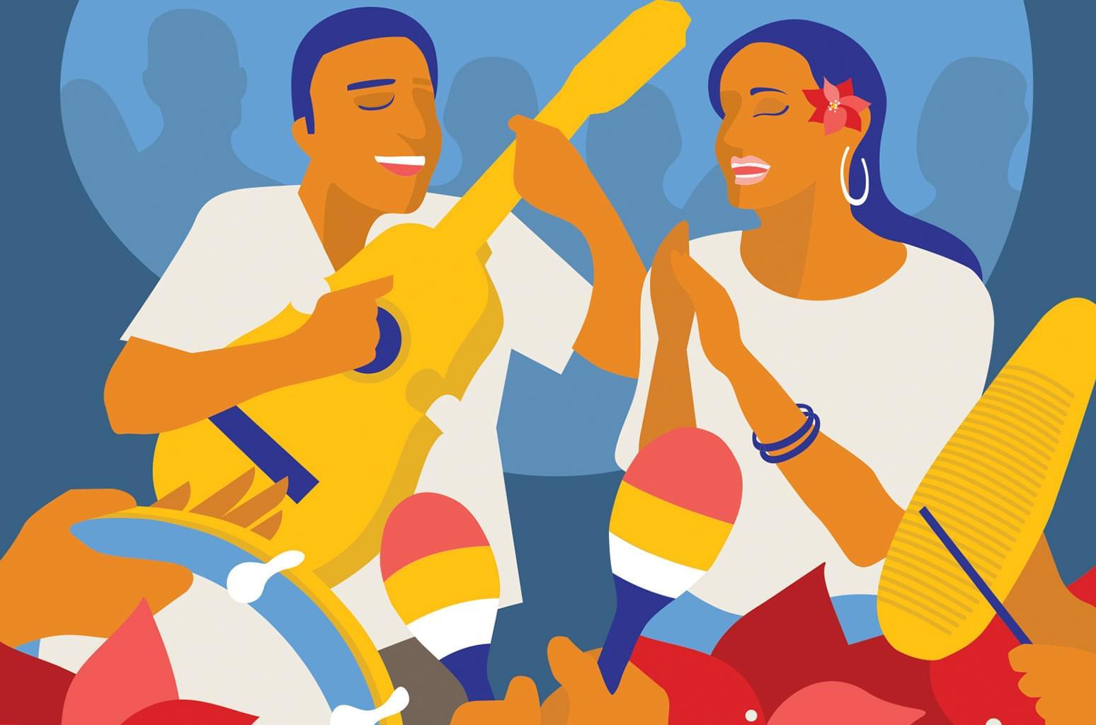 Puerto Rico's 'Tiempos de Aguinaldo' Debuts Top 10 on Tropical Albums Chart