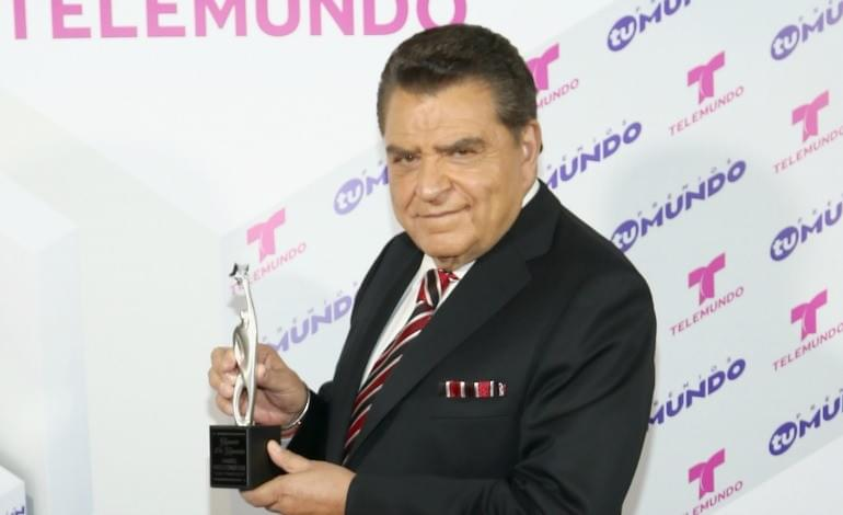 Don Francisco Back To Univisión? Sources Assure Iconic Chilean Presenter Might Return With A Tourism TV Show