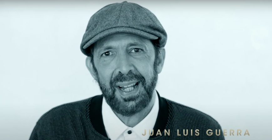 A Tiny Audience: Top Latin Musical Artists Pay Tribute To Legendary Singer Juan Luis Guerra