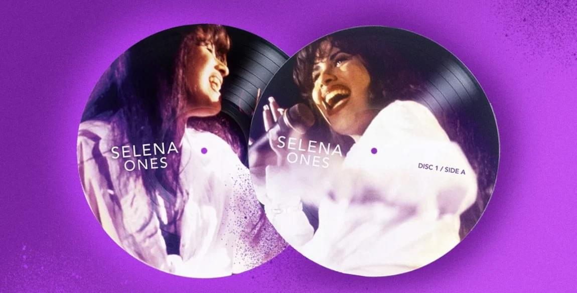 Selena Tops Billboard's Vinyl Albums Chart With 'Ones' Re-Release