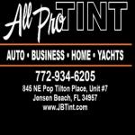 All Pro Tint