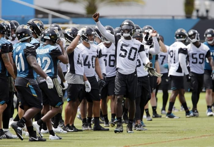 LAMM AT LARGE: Jaguars schedule shows team's place in league hierarchy