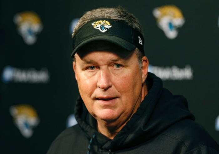 FRANK FRANGIE: Jaguars are young, but not tanking