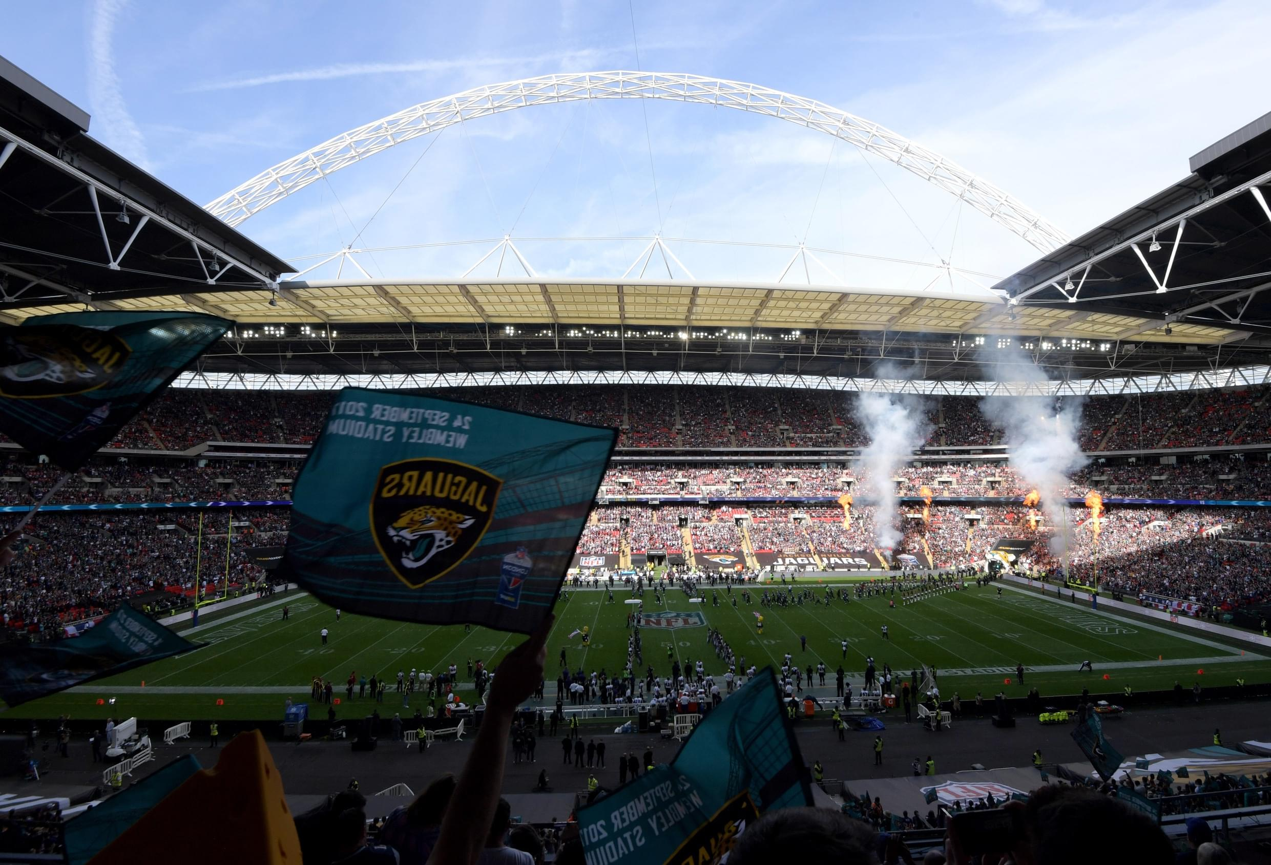 London cancelled: Jaguars will play all home games at TIAA Bank Field