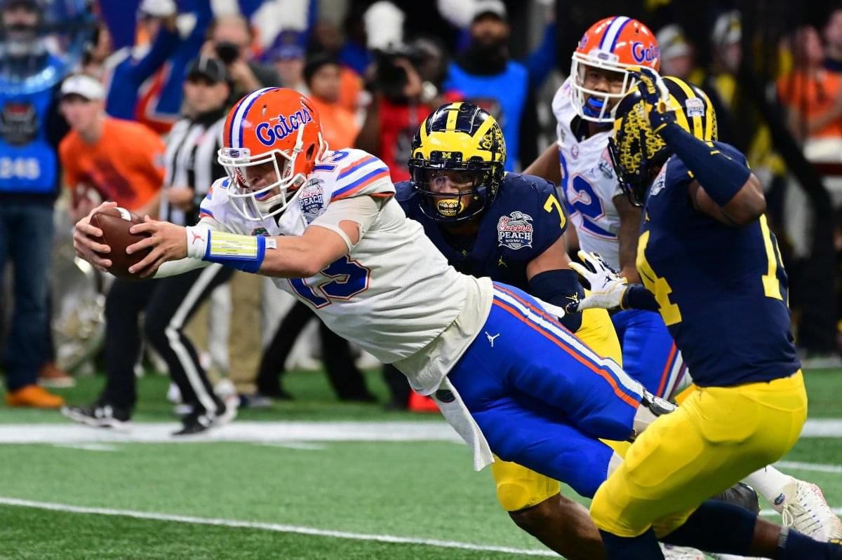 Feleipe Franks reflects on time at Florida