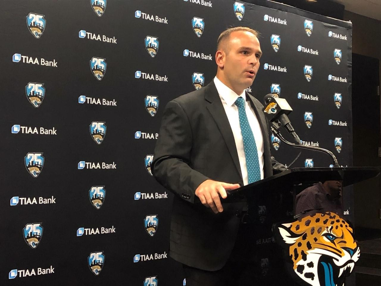 Dave Caldwell fired; Jaguars GM job has incredible appeal