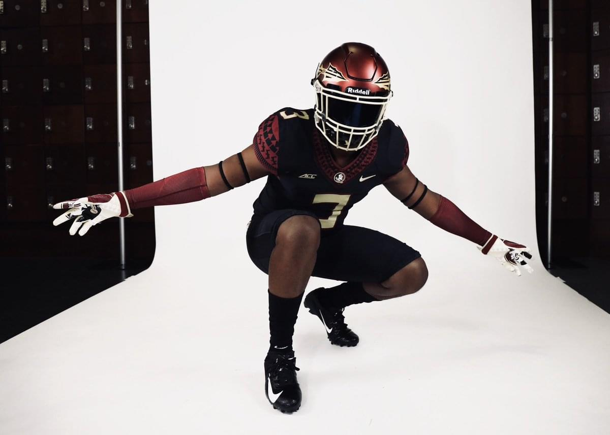 Seminoles recruiting hot streak continues with 4-star LB Jayion McCluster