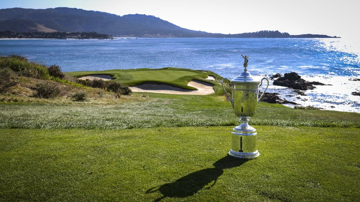 Pebble Beach and U.S. Open a perfect marriage