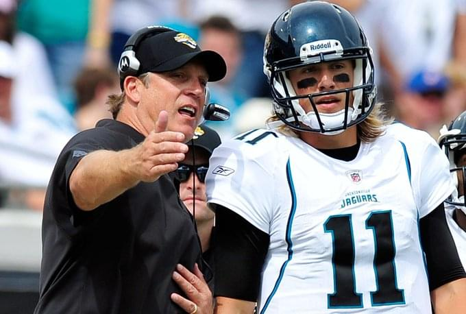 Jack Del Rio reflects on time with Jags: 'there are things I would have done differently'