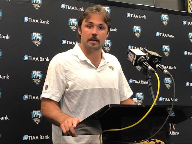 Can Gardner Minshew save Jaguars season?