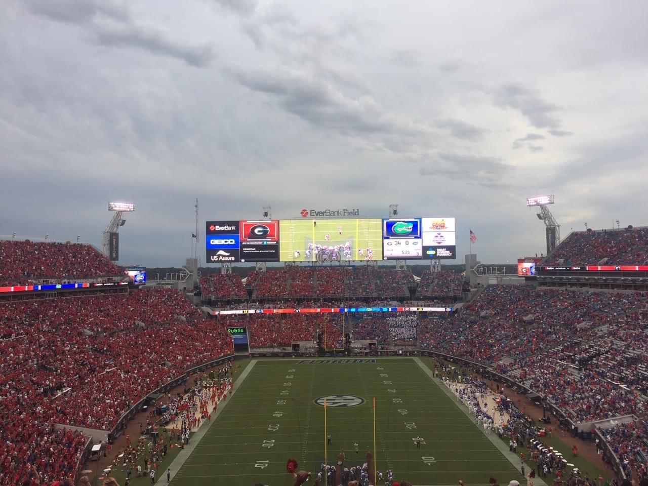 LAMM AT LARGE: Florida-Georgia Game Adds New Twists