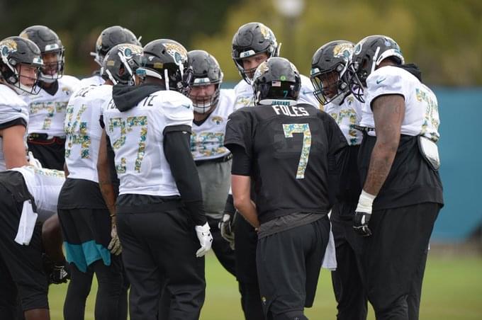 The Jaguars Plan Part 1: Figuring out Nick Foles