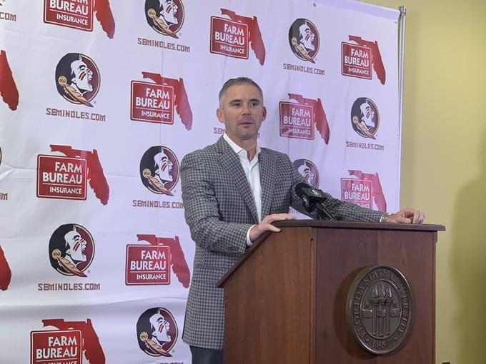 Mike Norvell reflects on first signing class with Seminoles