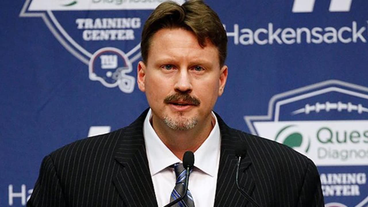 Jaguars hire former Giants coach Ben McAdoo to coach QBs