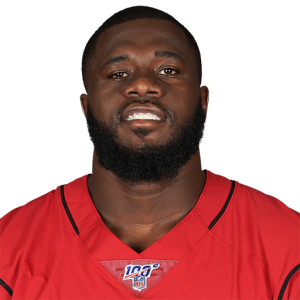 Jaguars add DL Rodney Gunter from Cardinals