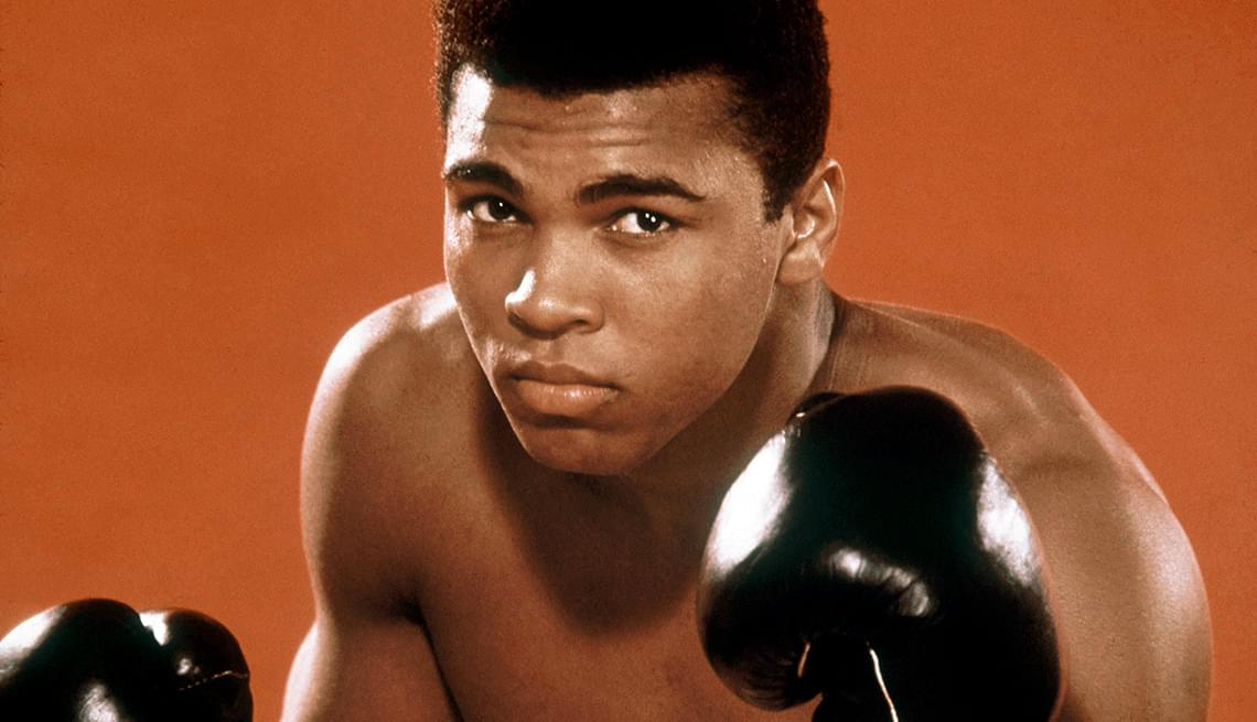 LAMM AT LARGE: Muhammad Ali's continuing legacy