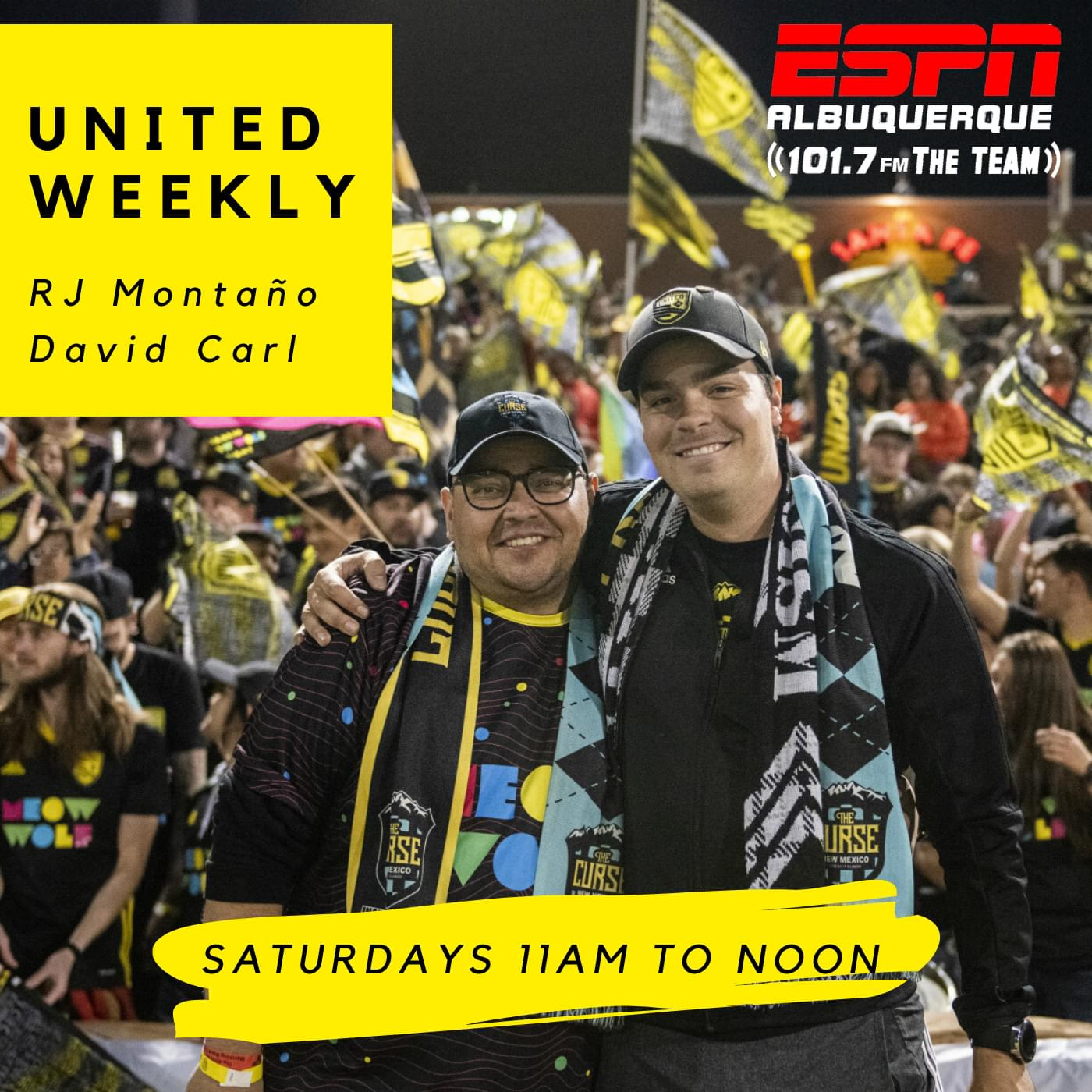United Weekly with RJ Montaño and David Carl