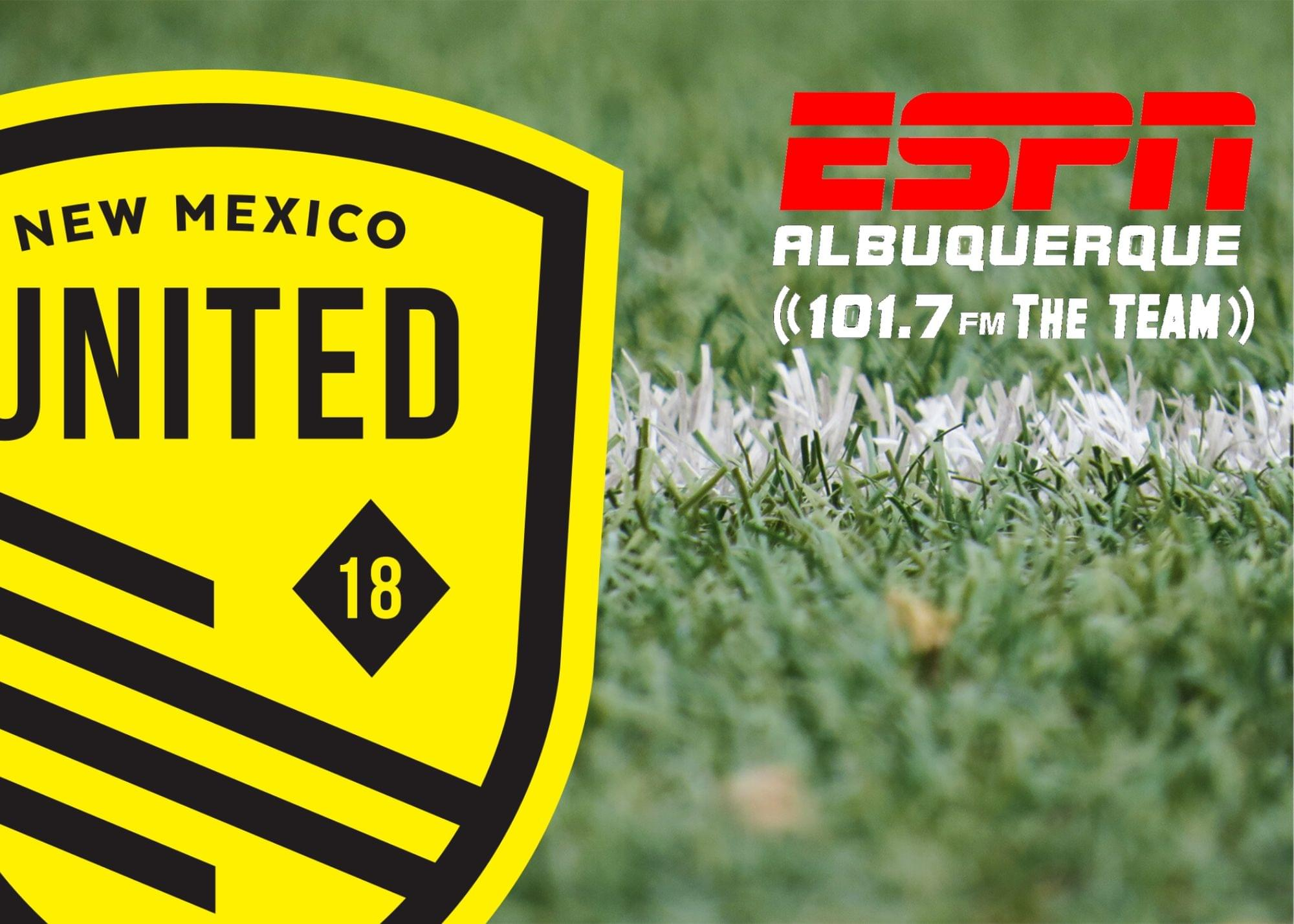 New Mexico United open 2020 on the road against Austin Bold FC