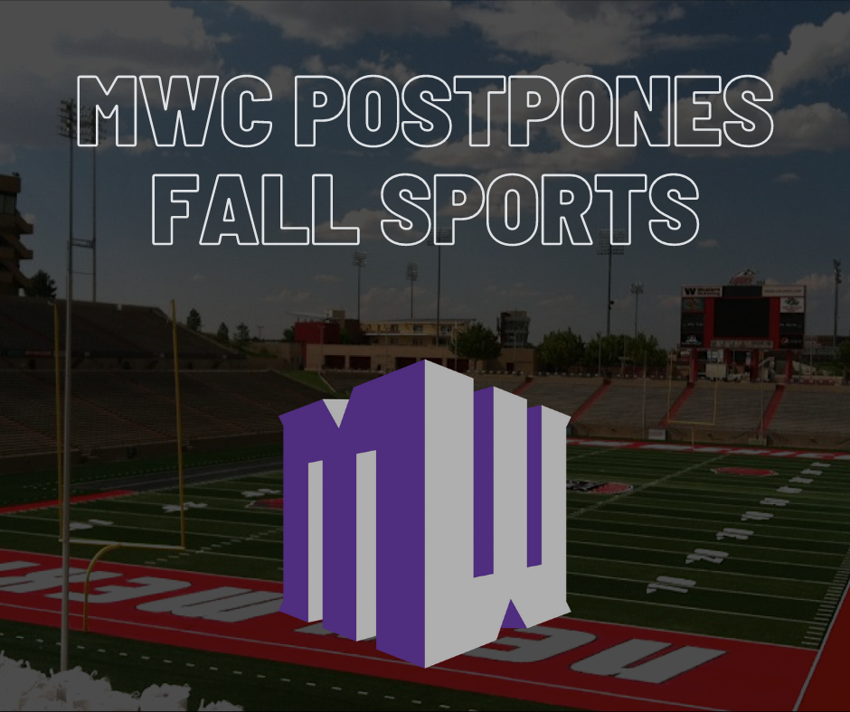 Mountain West Conference Postpones all Fall Sports