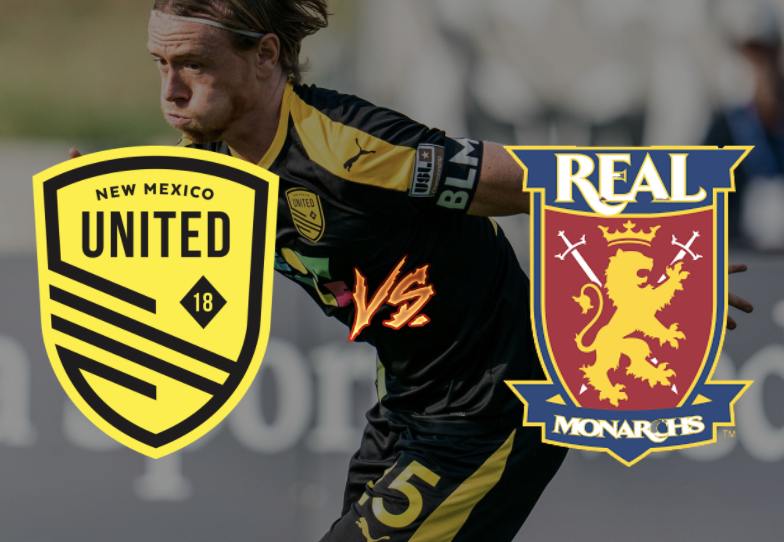 New Mexico United head back to Herriman with playoffs in sight