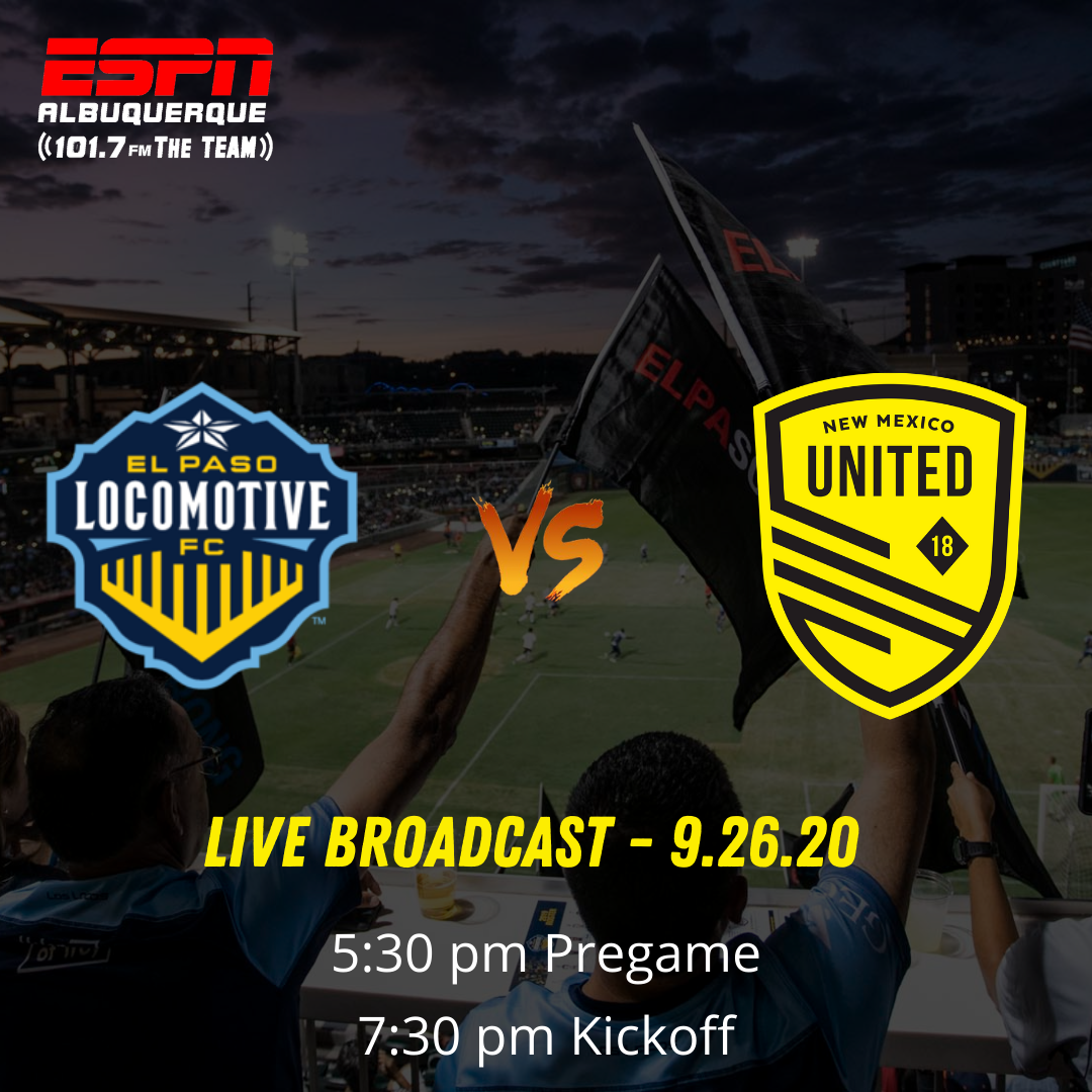 New Mexico United and El Paso face off in crucial Group C match
