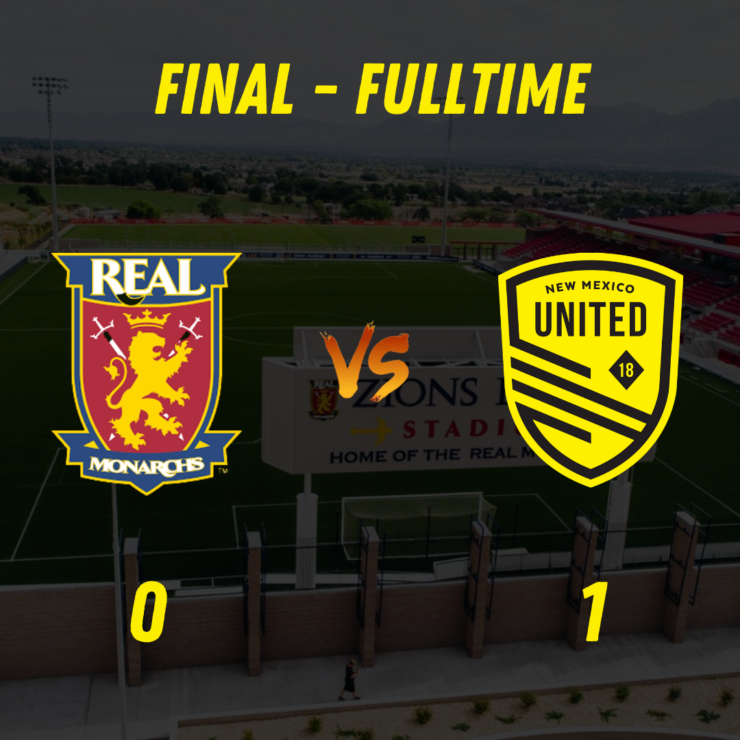 United close out regular season with 6th clean sheet, win 1-0