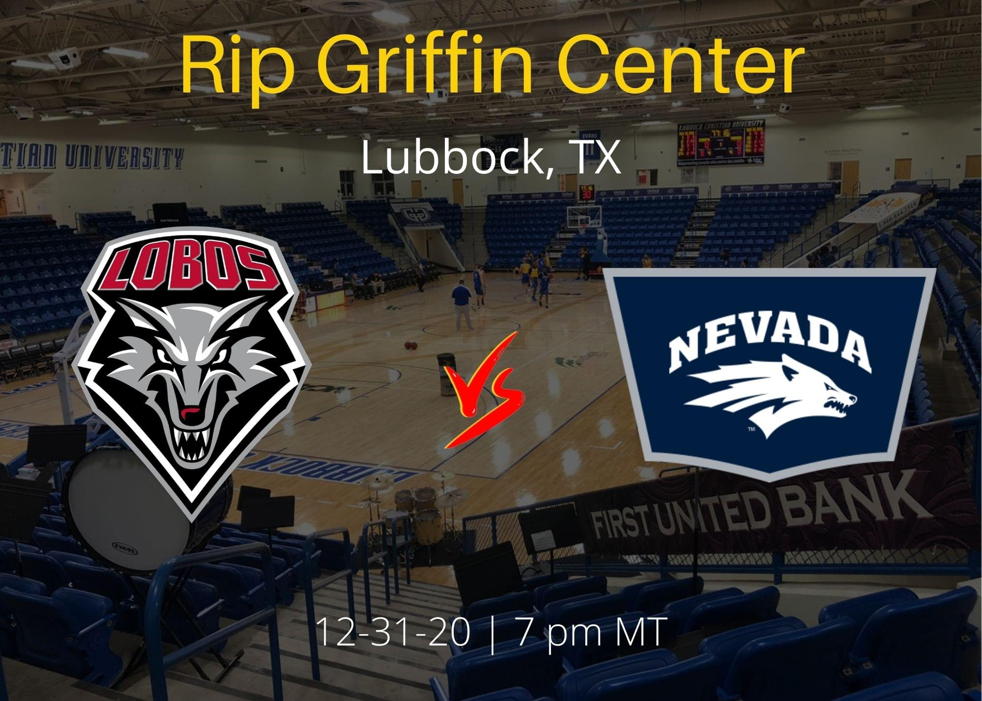 UNM men's basketball to play first two home series of the season in Lubbock