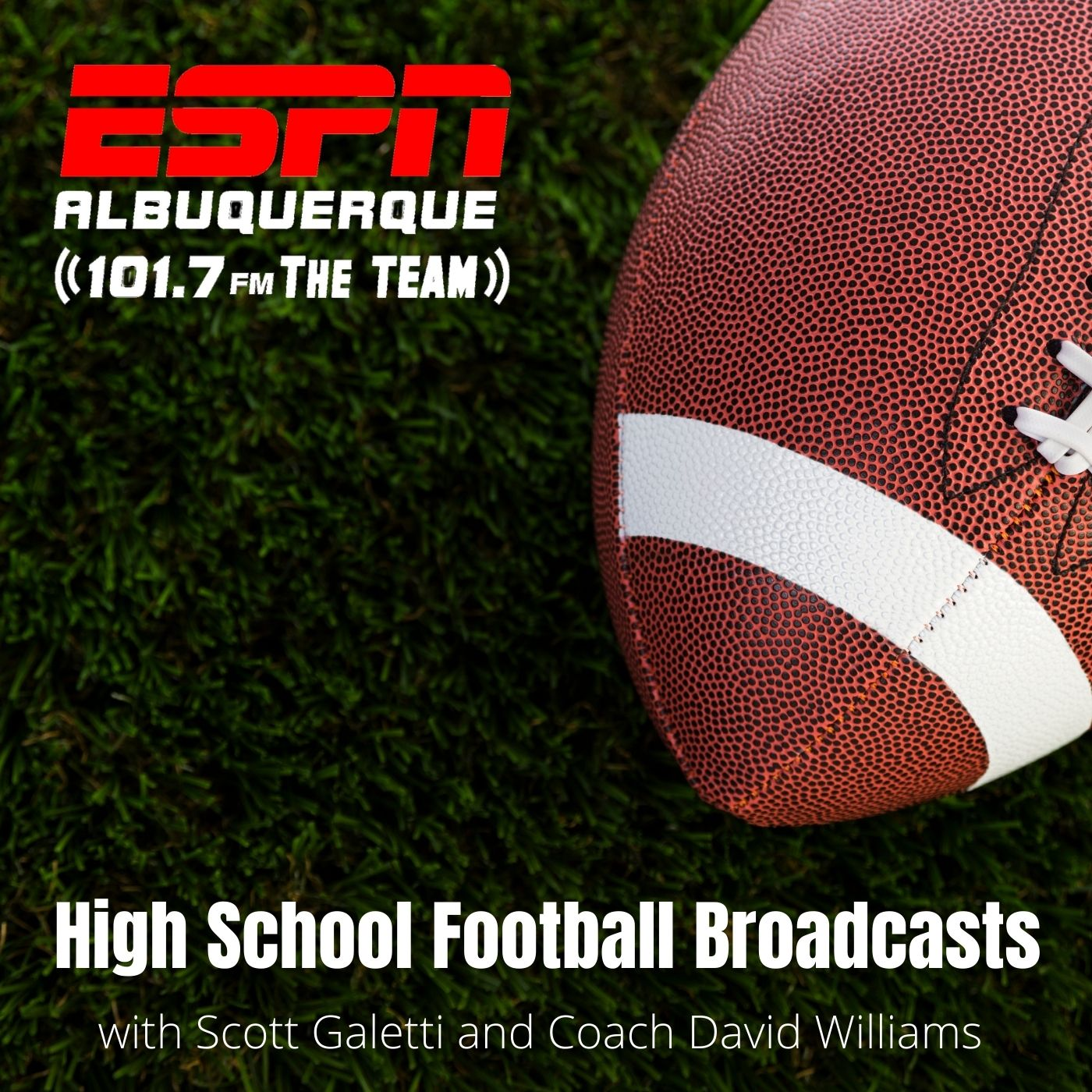 ESPN Radio 101.7 The TEAM High School Football Broadcasts