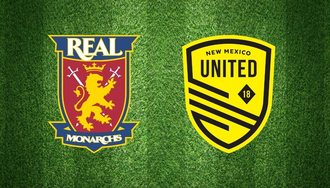 Yearwood and Tinari both available as United face Real Monarchs