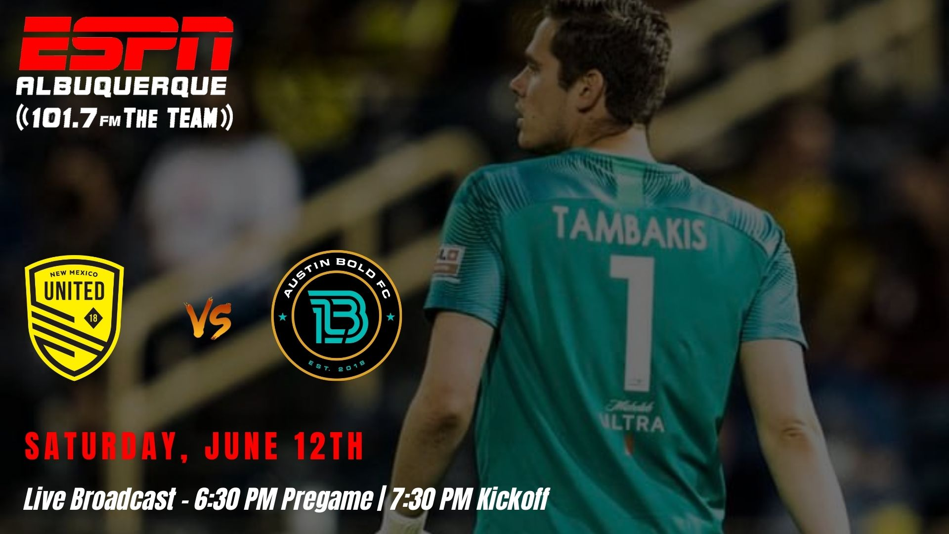 Pride Night sees United play host to Austin Bold FC