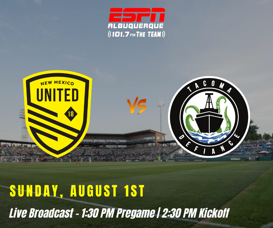 United face difficult cross division test in Tacoma Defiance
