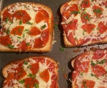Pizza Toast