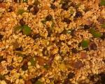 Cheesy Enchilada Turkey and Rice Skillet