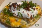 Bacon Jalapeno Twice-Baked Potatoes