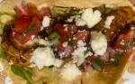 Blackened Shrimp Tacos with Watermelon Salsa
